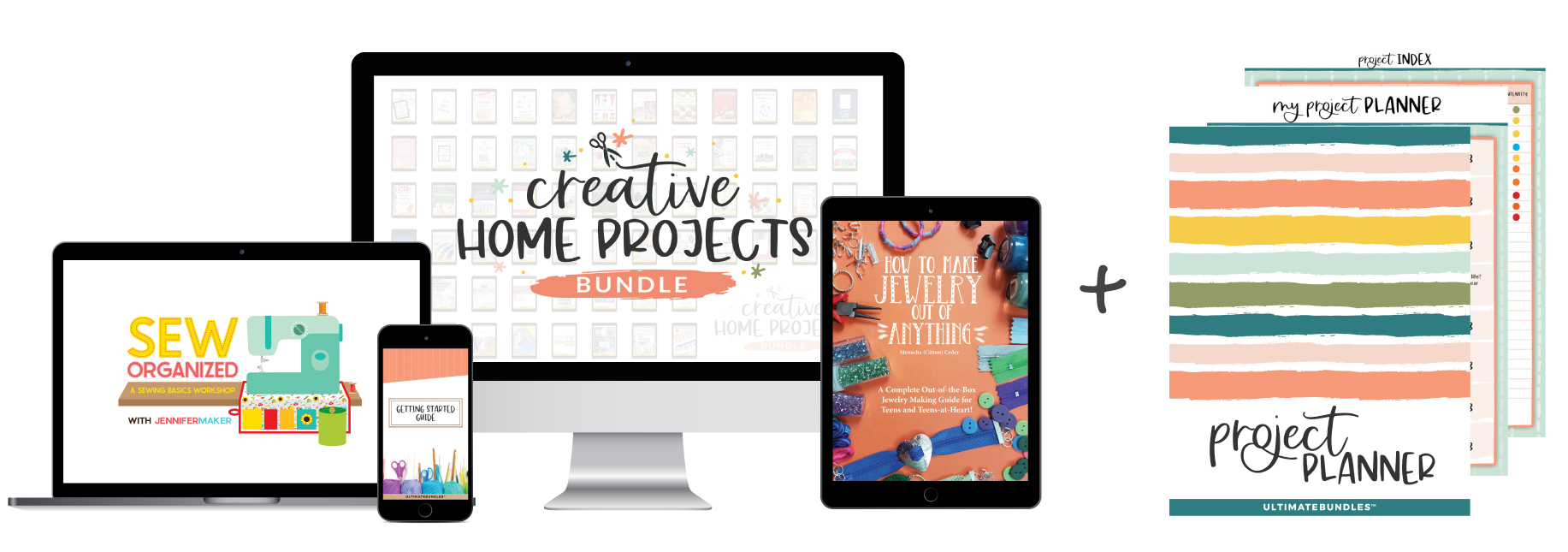Creative Home Projects Bundle 2020