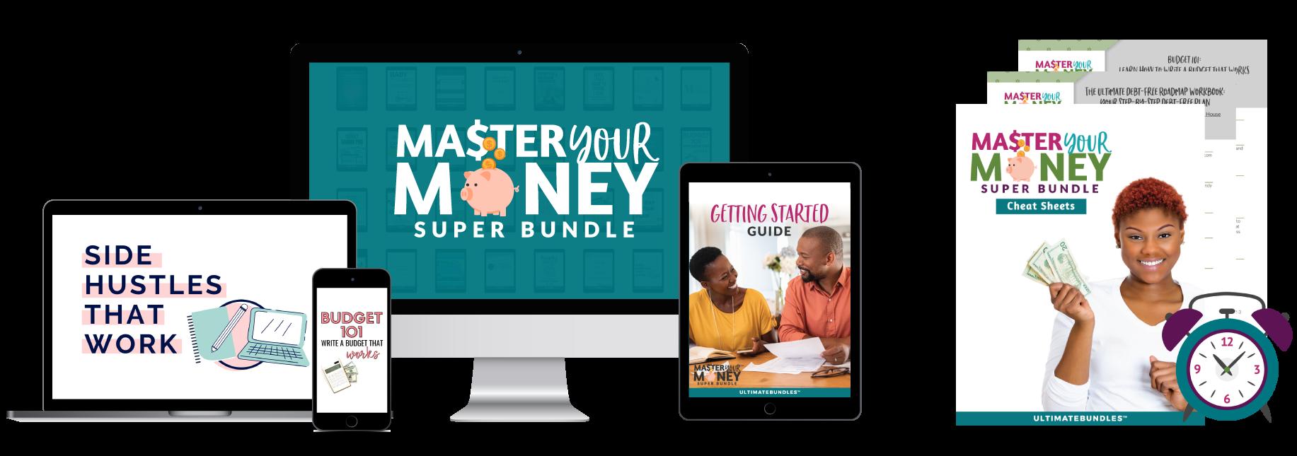 Master Your Money Super Bundle 2020