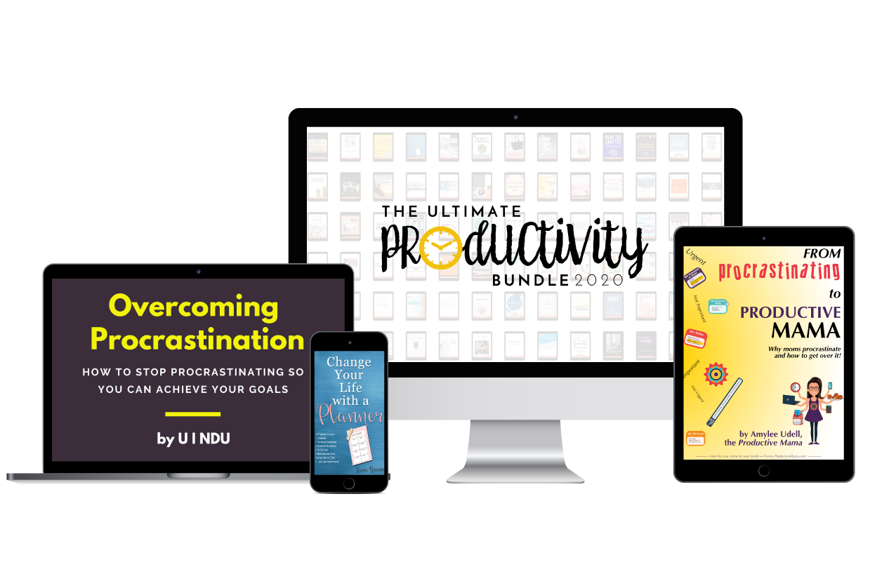 Ultimate Productivity Bundle 2020