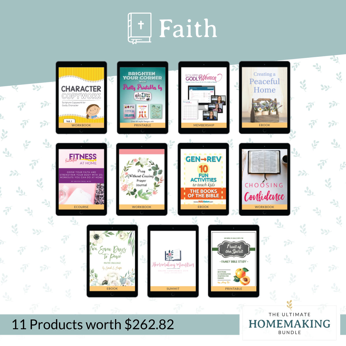 Ultimate Homemaking Bundle 2020