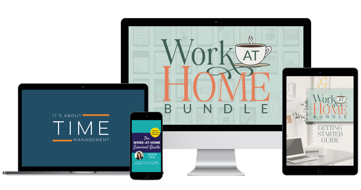 work at home bundle review