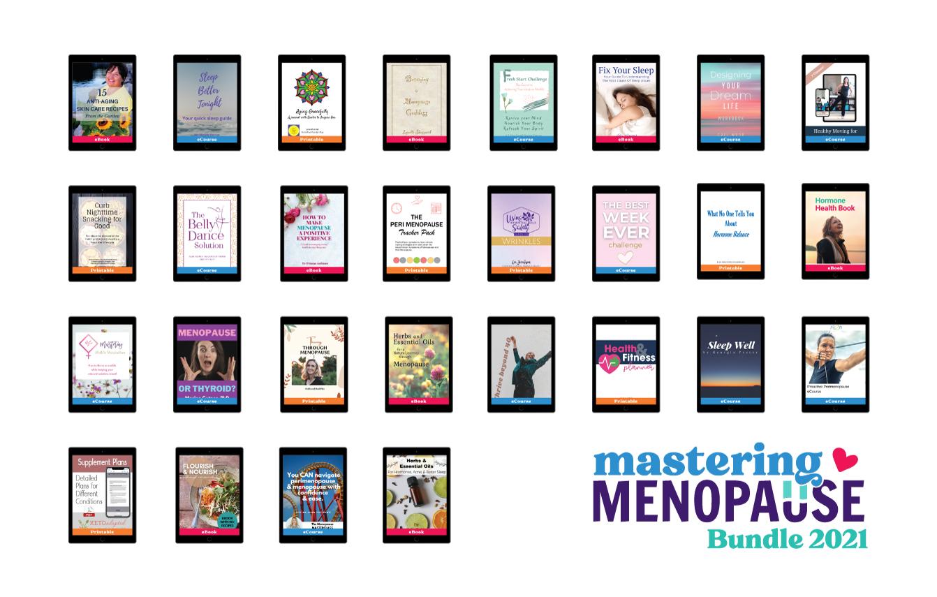 Mastering Menopause 2021
