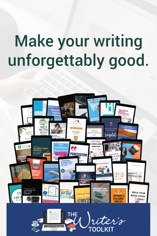 The Writers Toolkit 2021